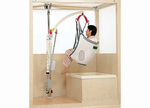 入浴用介護リフト